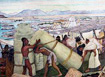 The Grand Tenochtitlán by Diego Rivera